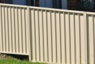 Adelaide Hills Corrugated fencing 6