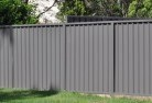 Adelaide Hills Corrugated fencing 9