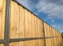 Kwikfynd Lap and Cap Timber Fencing adelaidehills