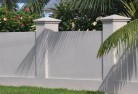 Adelaide Hills Modular wall fencing 1