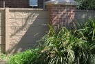 Adelaide Hills Modular wall fencing 4