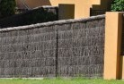 Adelaide Hills Thatched fencing 3
